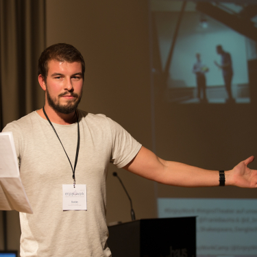 AUTOR: cc | TITLE: EnjoyWorkCamp 2016 / OpenStage | DESCRIPTION: -